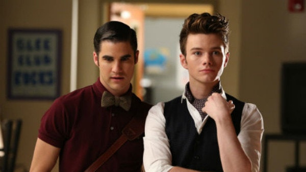 Who Is Blaine Dating On Glee