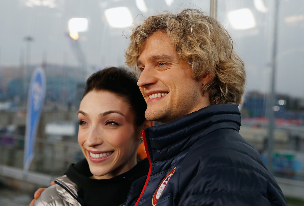 Olympic Ice Dancer Charlie White Is Engaged Partner Meryl: Charlie White Is Engaged & It's Not To Meryl Davis