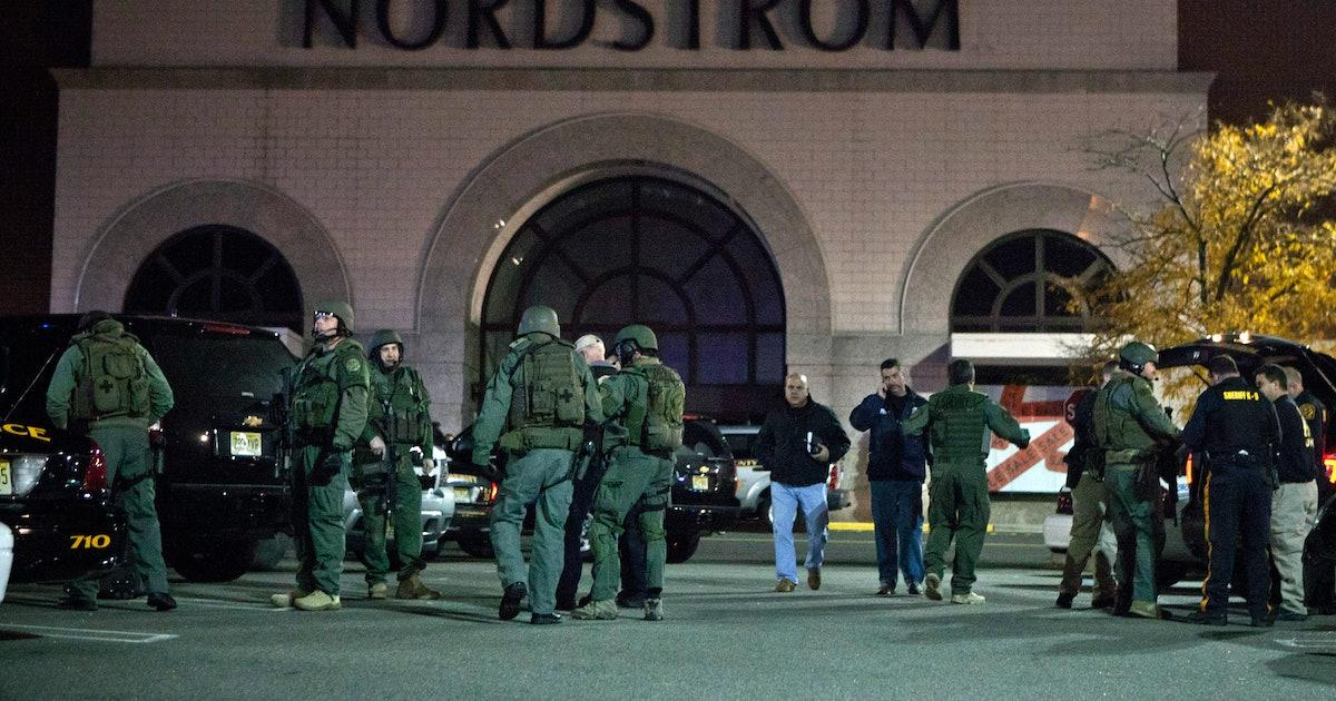 Garden State Plaza New Jersey Gunman Found Dead