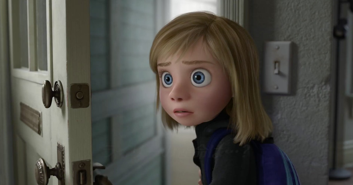 'Inside Out' Is A Movie About Growing Up For Grownups