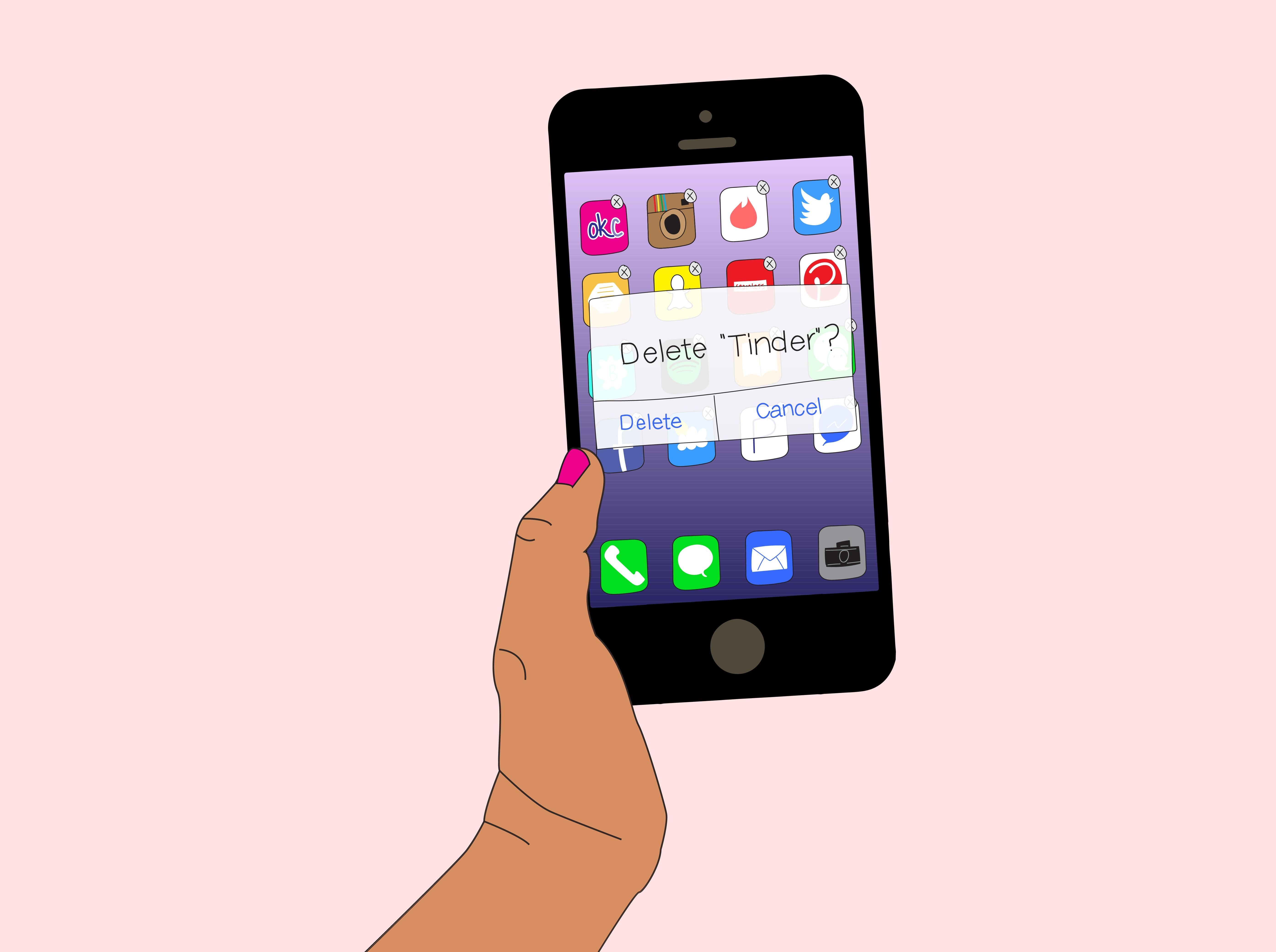 dating apps make me feel bad