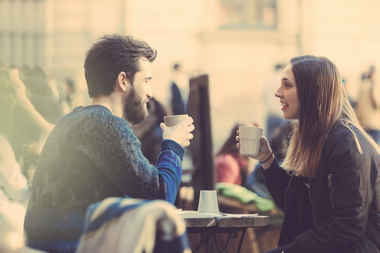 anxiety when you first start dating someone 5 tips to reduce first date anxiety it's wise to hope that you meet someone you like there are many ways that you can reduce first date anxiety.