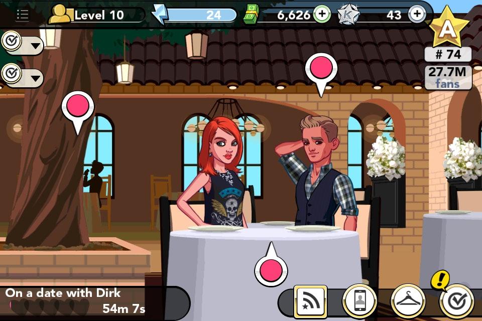 K A Kim Dating Lister An