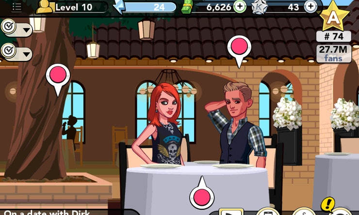 Dating a lister kim game 4