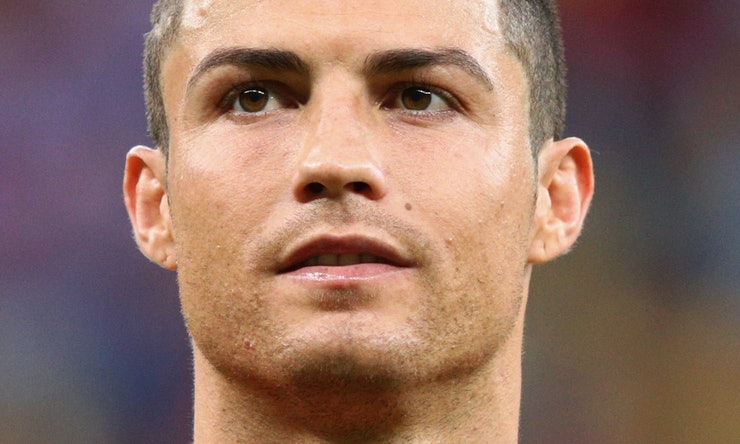 Cristiano Ronaldos Eyebrows How They Evolved Into The Most - Hairstyle cristiano ronaldo 2016