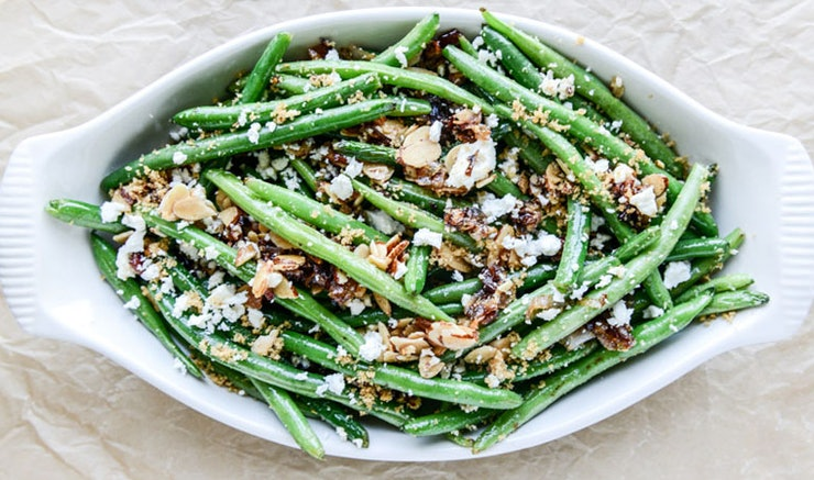 12 Thanksgiving Side Dishes Ranked From Green Bean