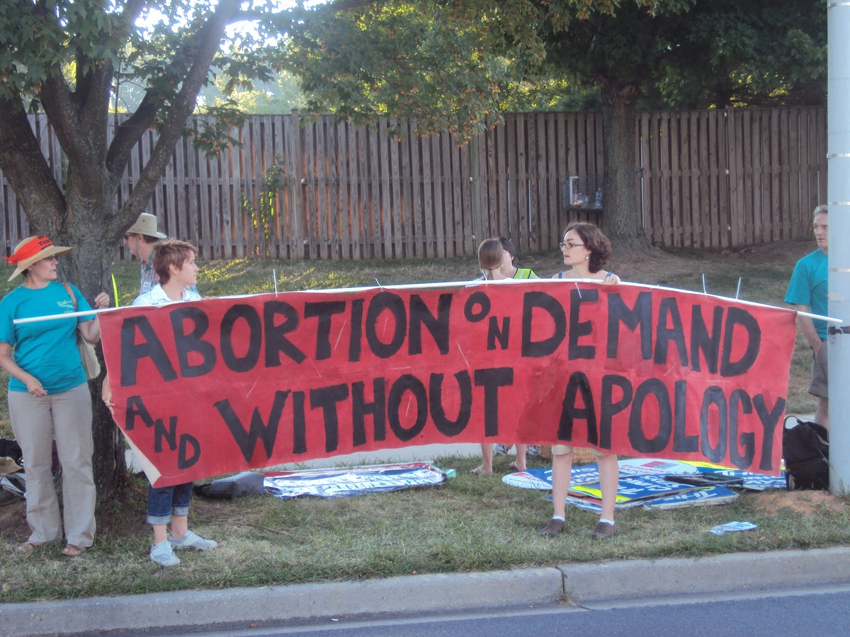 a view of abortion as a right in the united states Political issues on abortion are very  the united states can change laws one woman was given the right to choose whether to have an abortion and it set.