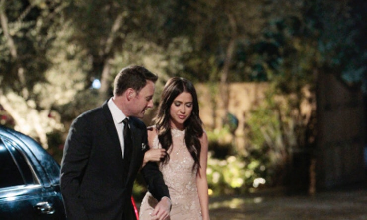 Bachelorette Kaitlyn Shops For Wedding Dresses With Jimmy Kimmel It Was Awesome To See Her Fun Spirit