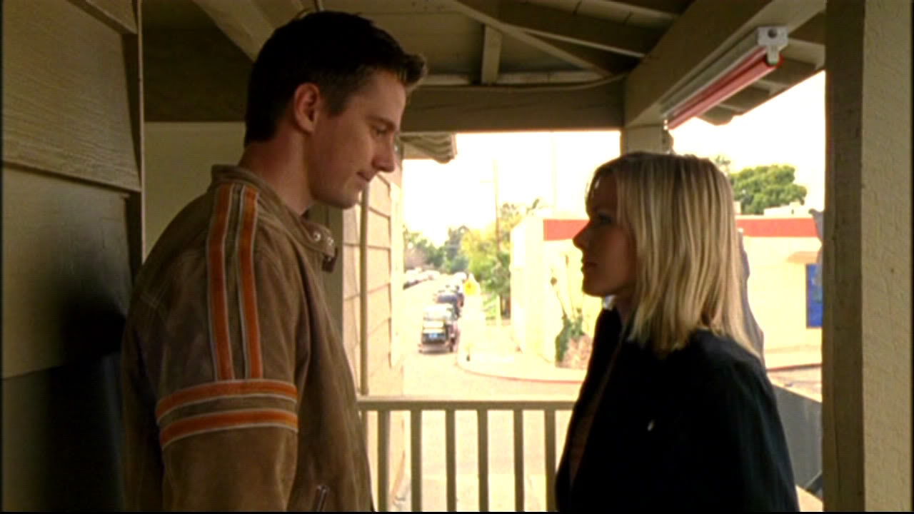 When Did Veronica Mars Start Hookup Logan