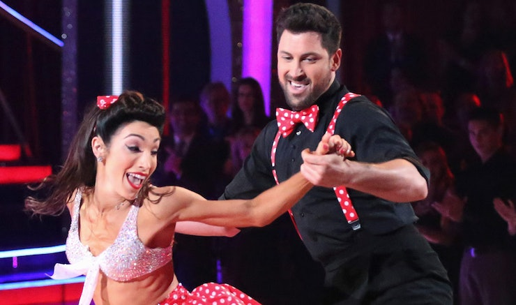 from Ford now that dancing with the stars is over are meryl and maks dating