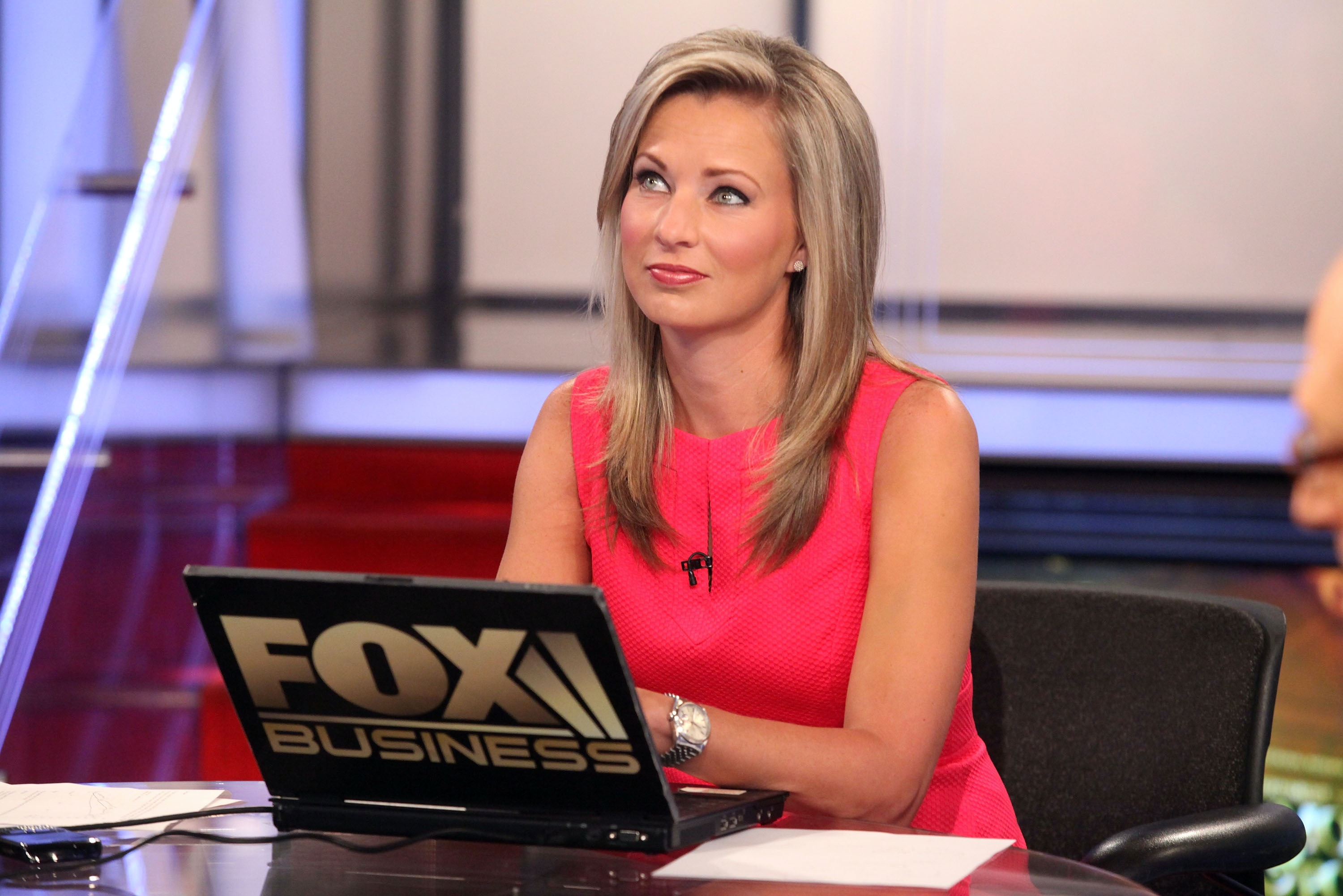 Fox News Reporter Sandra Smith