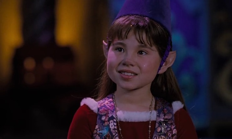 Where Is Judy The Elf From 'The Santa Clause' Now? Paige