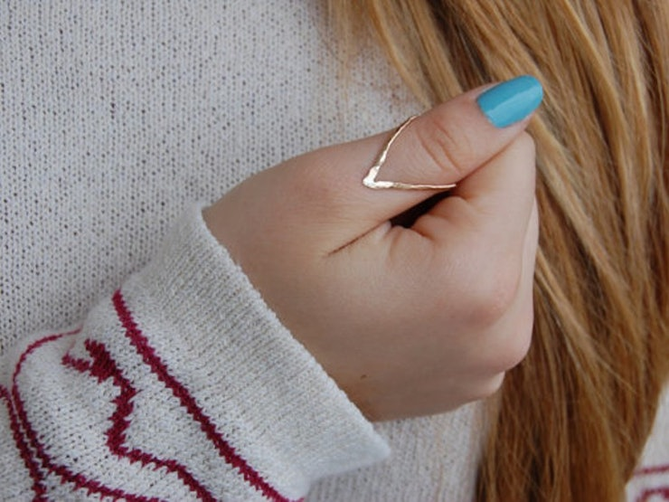 16 Thumb Rings That Will Up Your Hand Jewelry Game