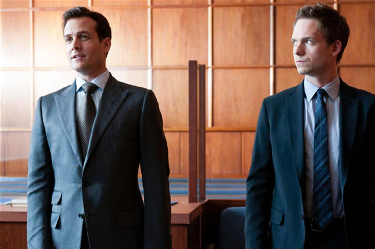 Suits Returns In With New Episodes. Watch a preview. Watch a preview. Must See Moments. Must See Moments. Harvey and Robert Talk A Divided House. Harvey and Robert Talk A Divided House. S8 EP9. S8 EP9. Must See Moments. Must See Moments. Louis Tries to Comfort Katrina. Louis Tries to Comfort Katrina.
