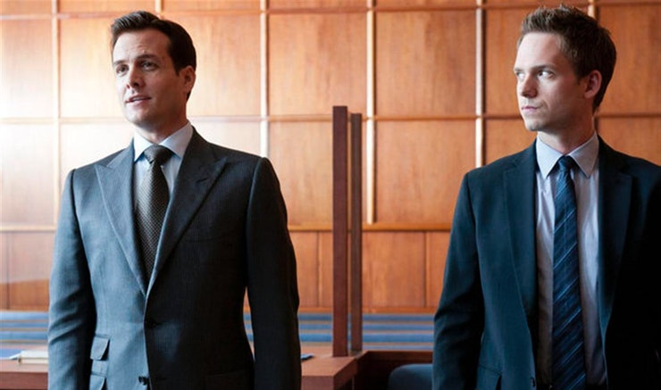 How to Watch 'Suits' Online & Stay on Louis' Good Side