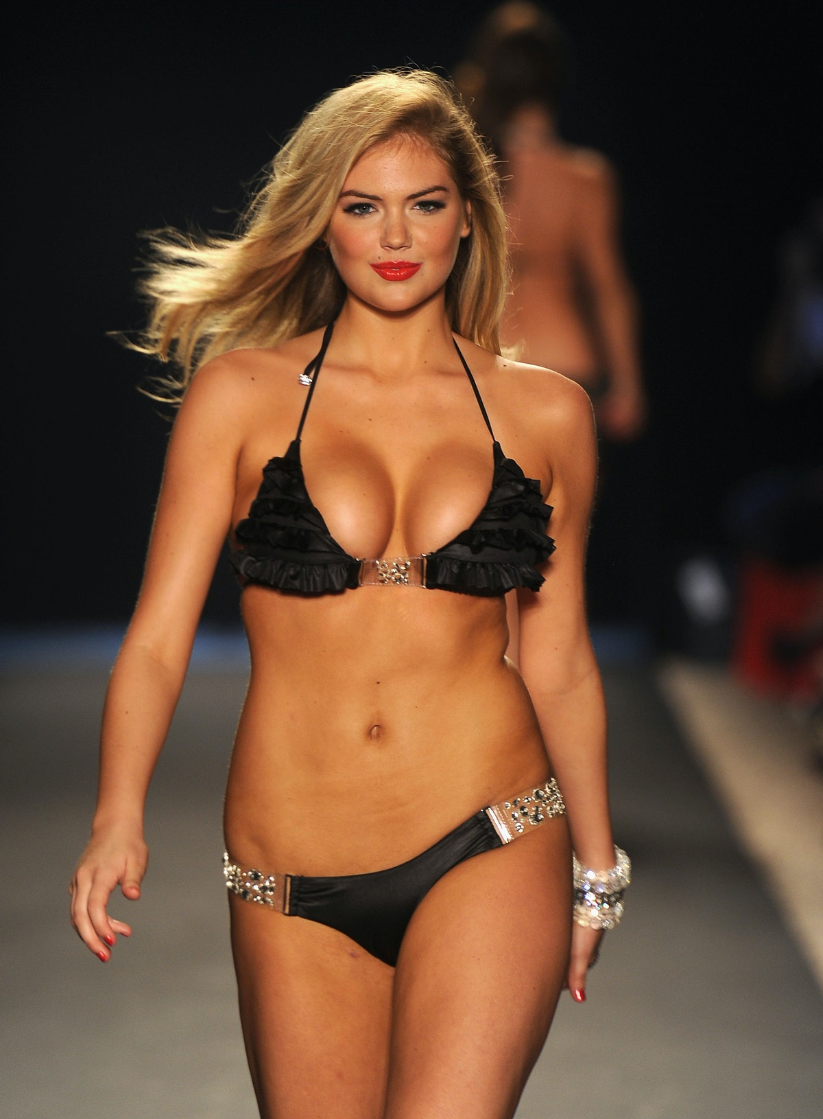 Bikini for bigger bust
