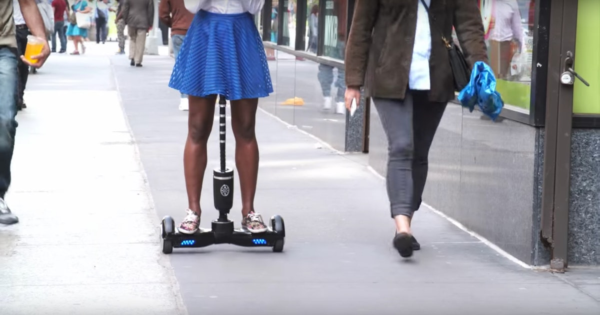 Riding The Dildo Hoverboard Sounds Like The Most