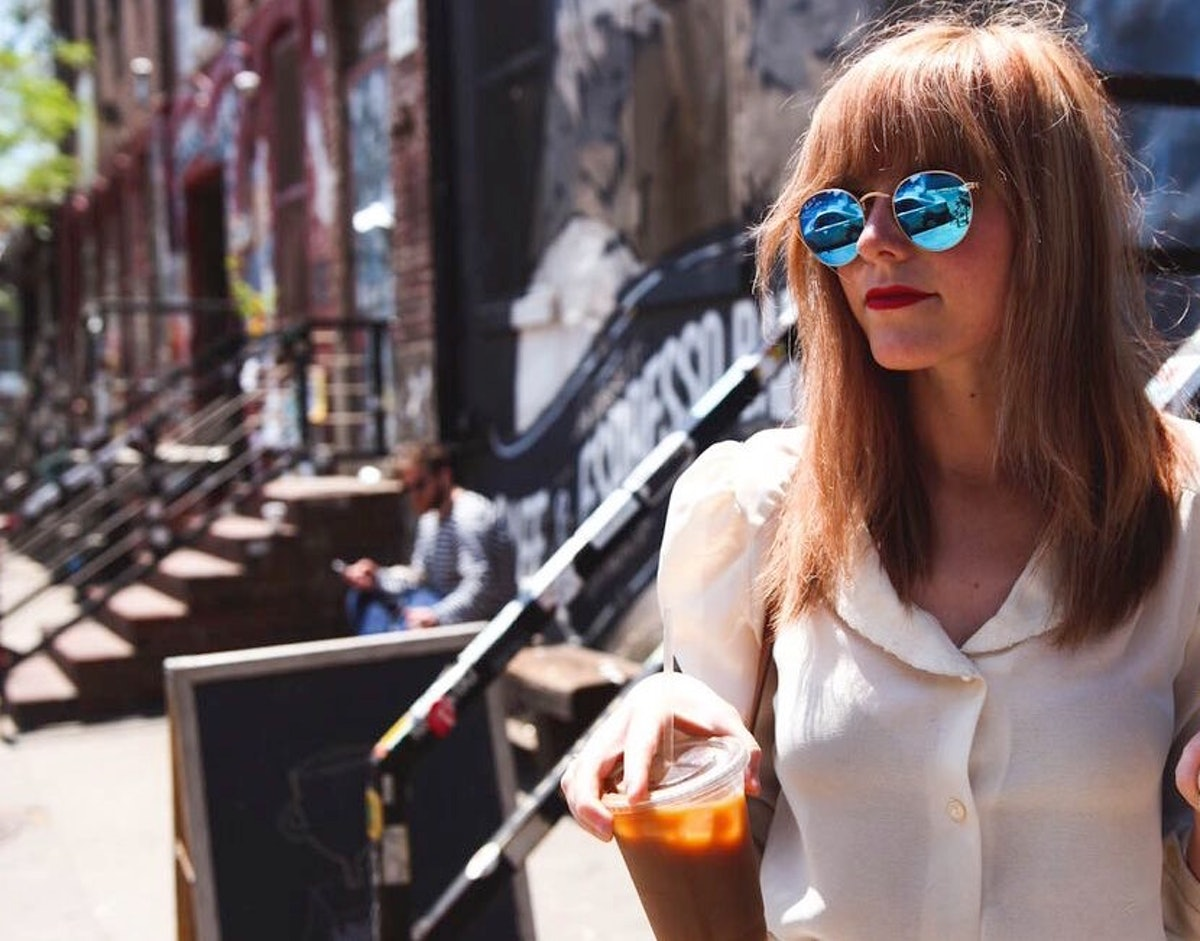 A New York Style Blogger Takes Us Around Brooklyn For A