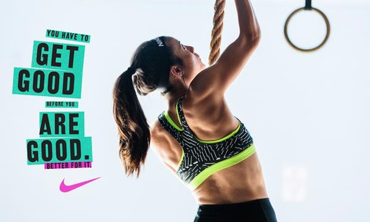 Image result for nike better for it campaign