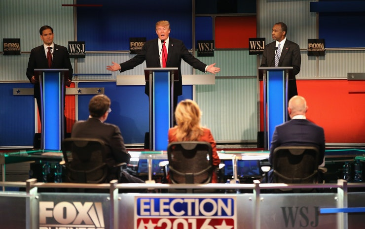 articles best donald trump memes from republican debate because theres better