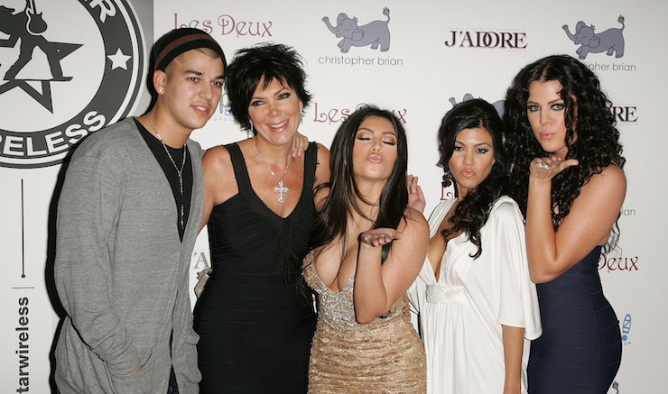 11 keeping up with the kardashians early series moments for Old keeping up with the kardashians episodes