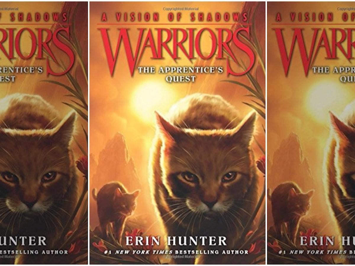 6 reasons the warriors books were actually very strange buycottarizona