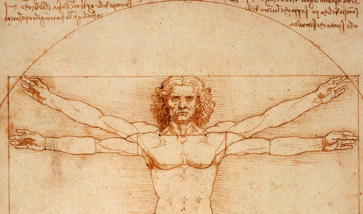 Who was better Leonardo Da Vinci or Einstein?