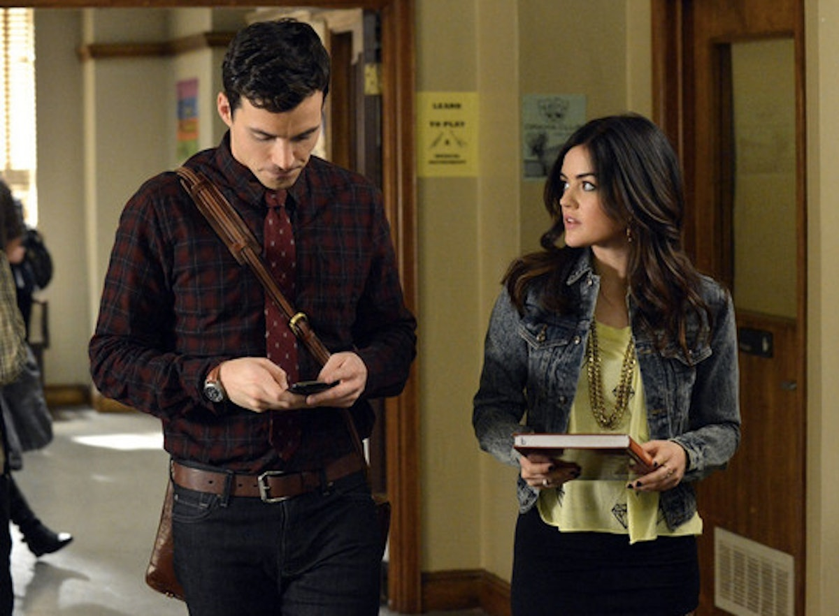 who is emily from pll dating in real life Emily catherine fields is one of the main characters in the pretty little liars emily fields is the back in real time, emily finds the personal love.