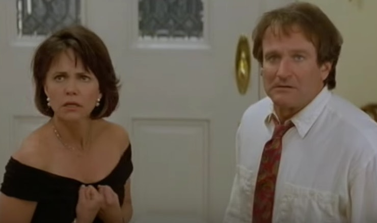 These Deleted 39 Mrs Doubtfire 39 Scenes With Robin Williams Make The Movie Even More Poignant Video