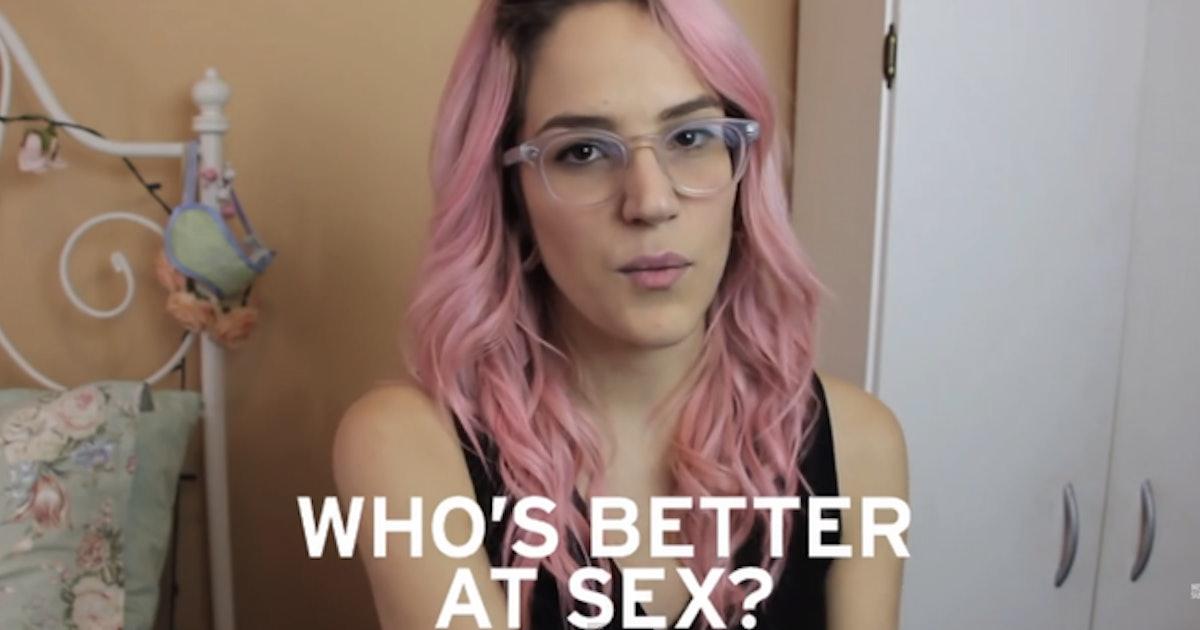 Bisexuals Sex 14