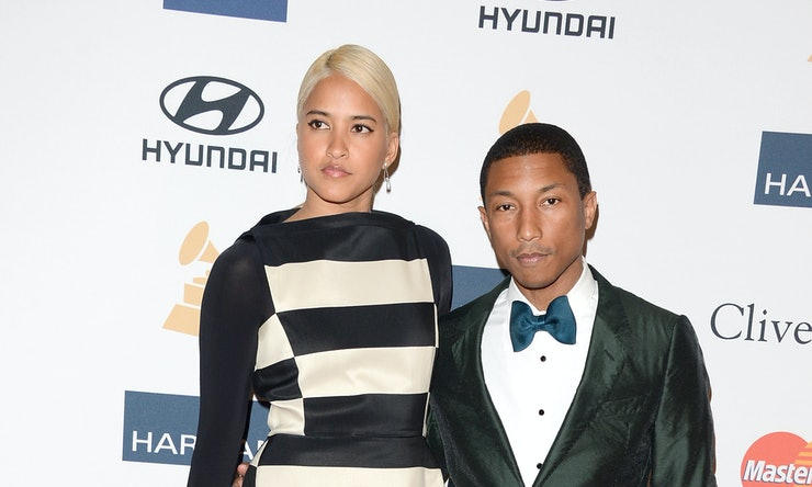 Pharrell Williams Marries Helen Lasichanh In Star Studded Wedding That Sounds Crazy Fun