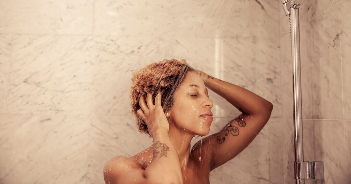 8 shower habits that damage your hair how to change them How often should you change your shower curtain