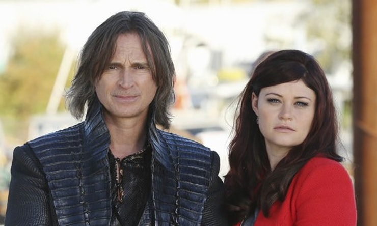 Rumpelstiltskin And Belle