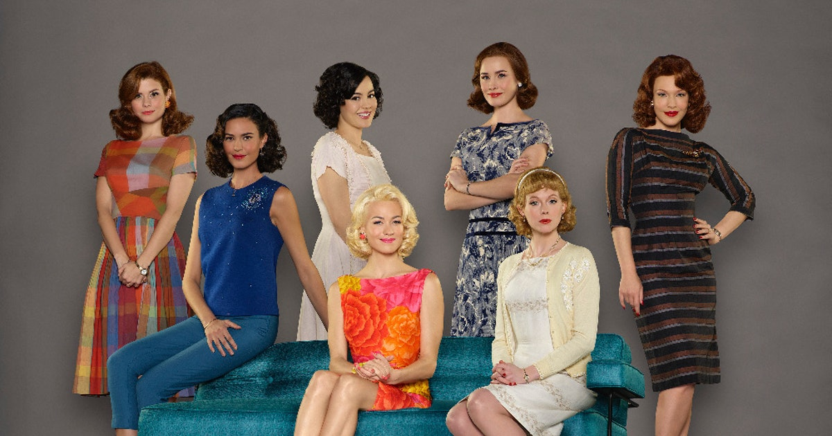 'The Astronaut Wives Club' Cast Brings Real, Incredible ...