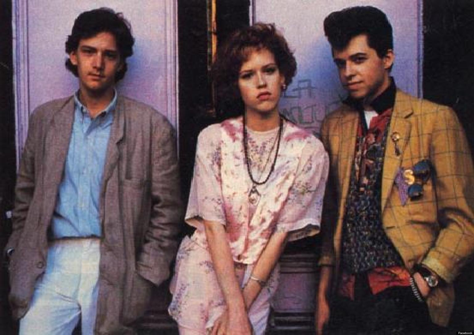 12 'Pretty In Pink' Fashion Moments That Were Just As Awesome As ...
