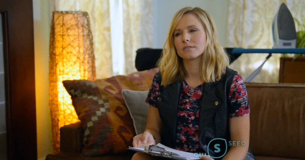 'Veronica Mars' Spinoff 'Play It Again, Dick's Trailer ...