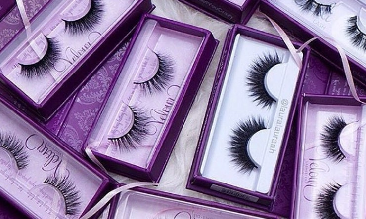 Bare Naked by velour lashes #19