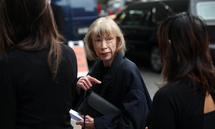 joan didion didn t know her celine ad broke the internet because  joan didion didn t know her celine ad broke the internet because she s too cool for that