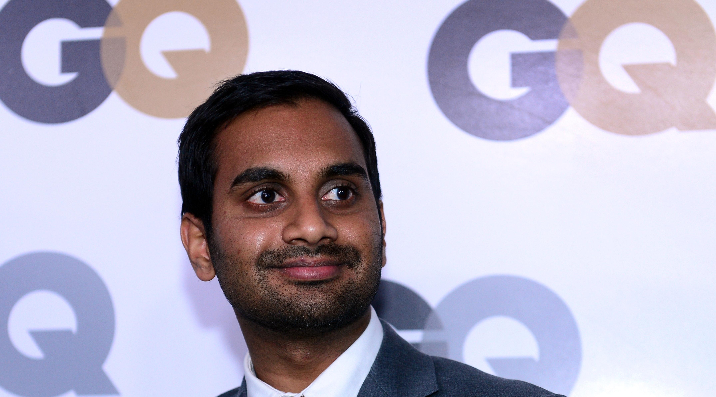 Aziz ansari college essay