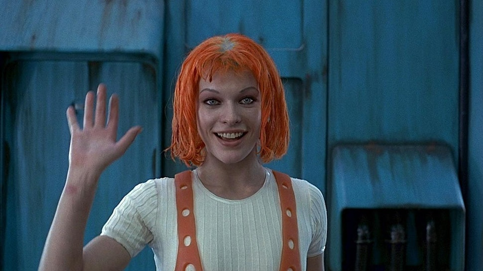 9 leeloo from the fifth element inspired fashions for