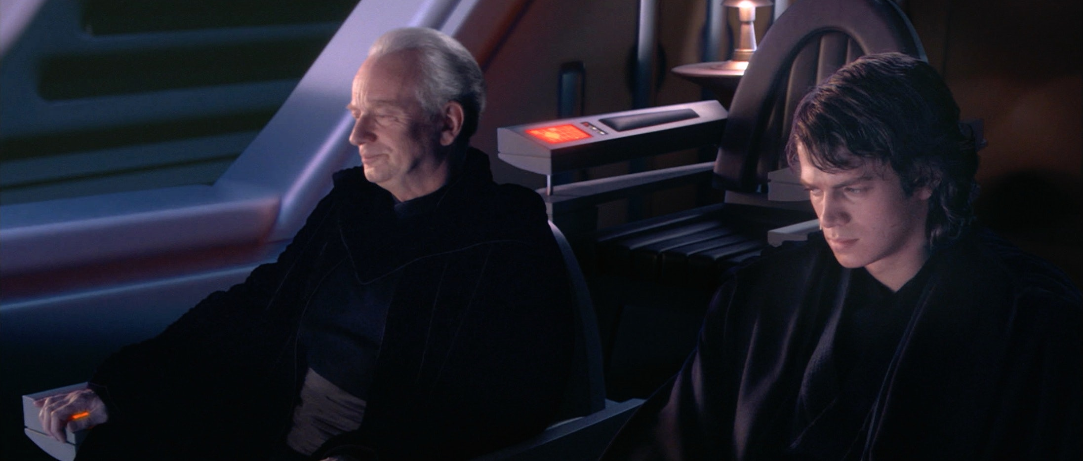 Darth Plagueis And Anakin Skywalker