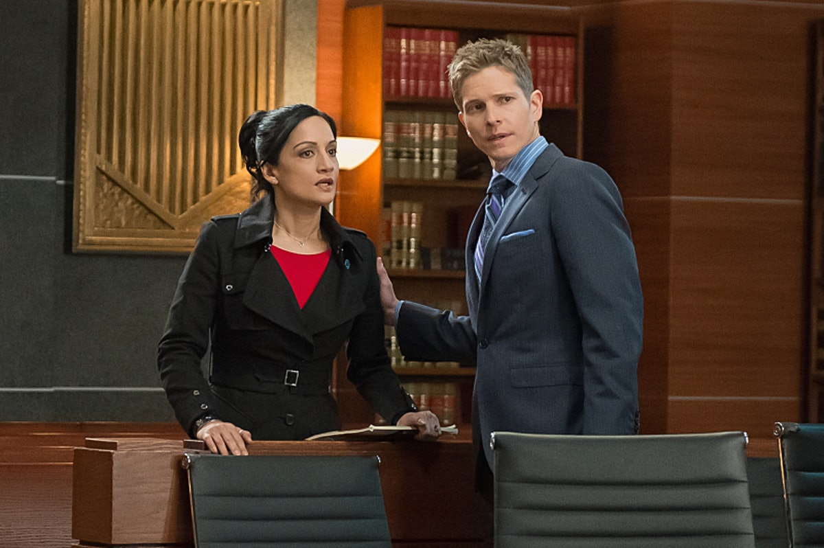 on the good wife episode quothail maryquot kalinda proved her
