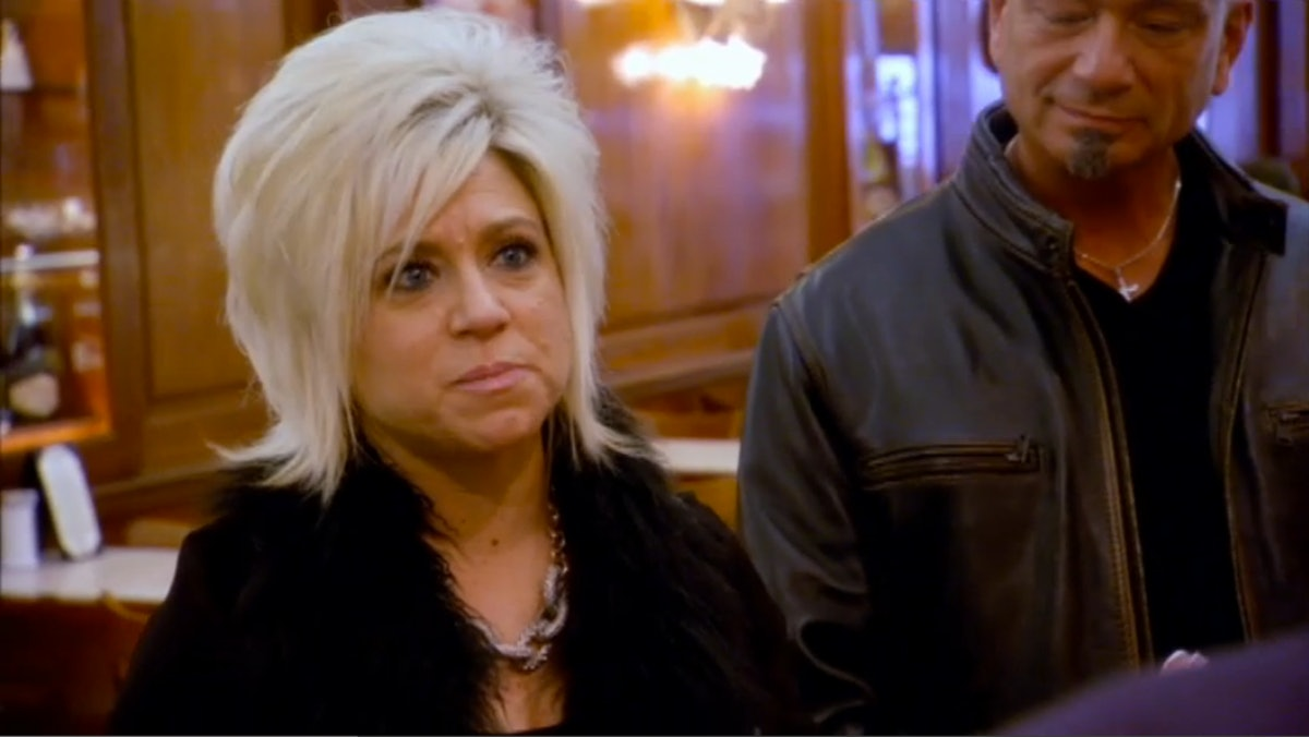 cropped hair styles theresa caputo faces is island medium theresa caputo 4230
