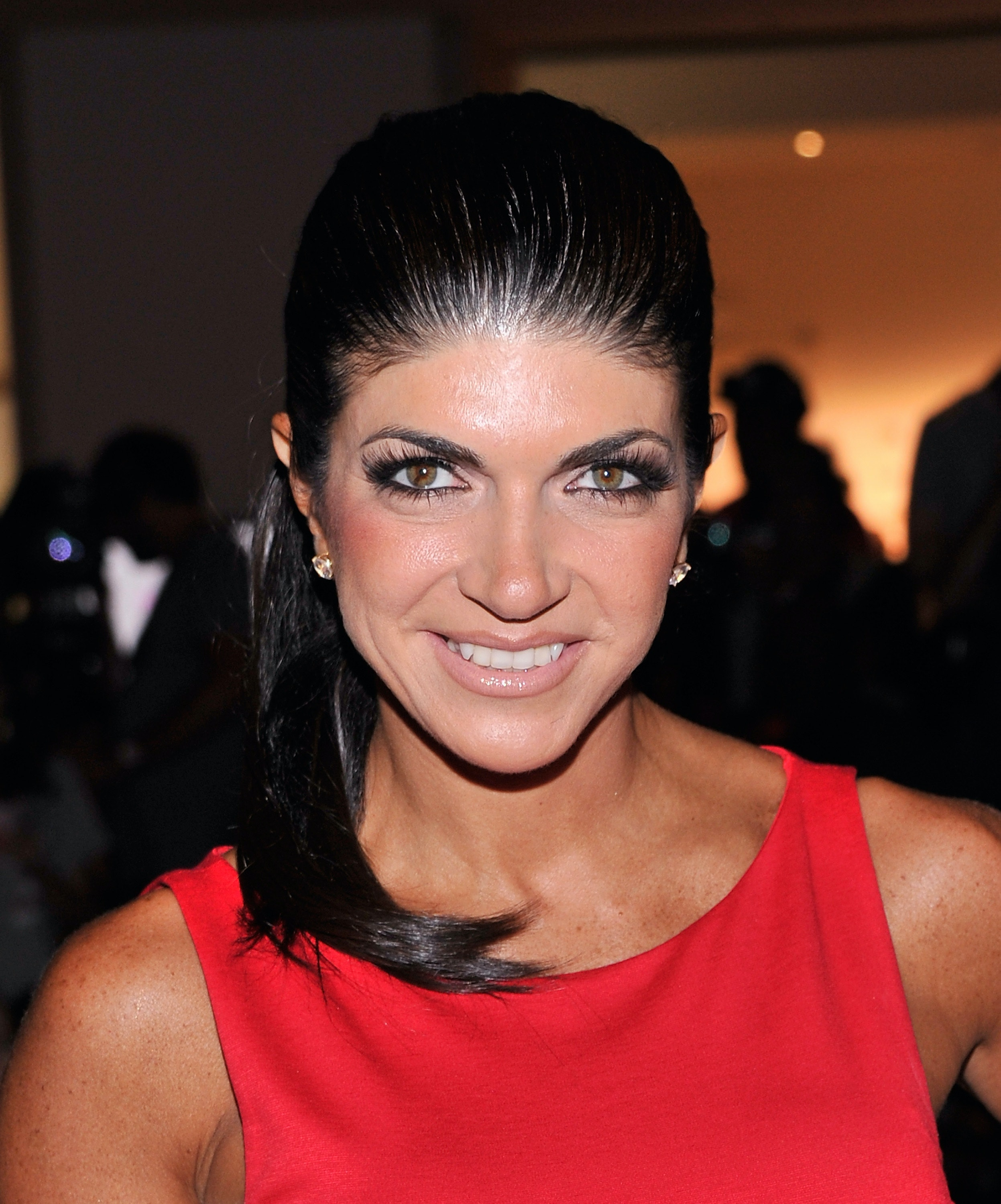 teresa giudice flipping table