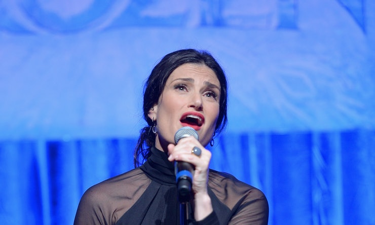 Who Is Idina Menzel? The