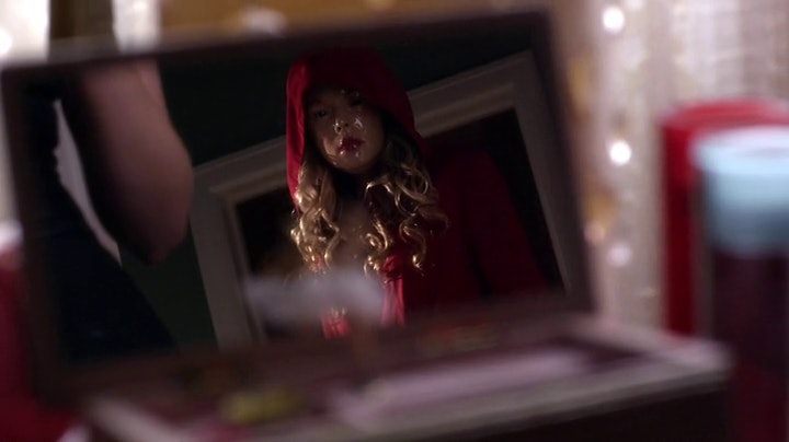 Sara Harvey Is Red Coat On 'Pretty Little Liars' & She Was In ...