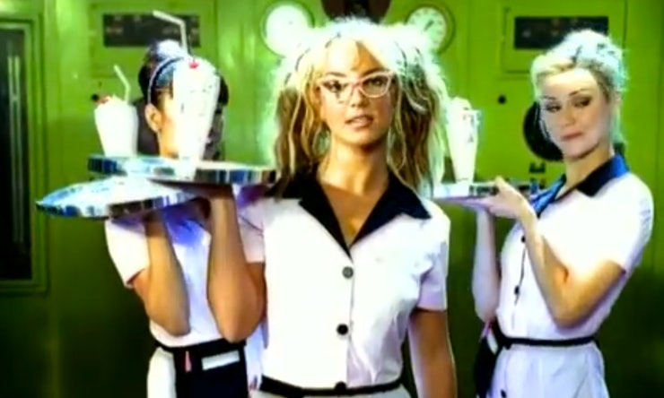 19 iconic 90s music video outfits from female solo artists of the 19 iconic 90s music video outfits from female solo artists of the decade a definitive ranking of cone bras ufo pants crop tops sciox Image collections