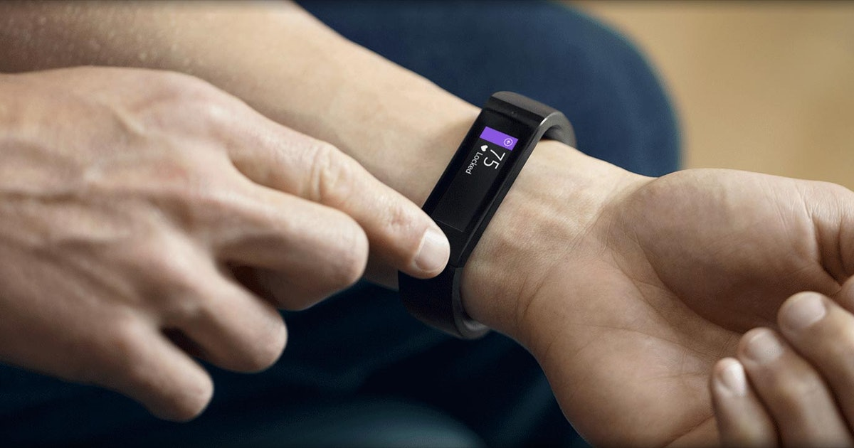 The microsoft band beat the apple watch to stores but for 979 the beat number