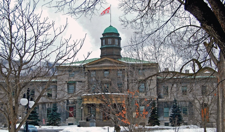 How to go to Harvard University when I'm in Canada?