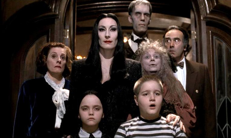 How to Watch 'The Addams Family' This Halloween So You're Not ...
